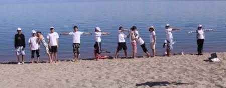 Летний лагерь для старшеклассников в Болгарии