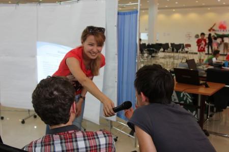 Мастер-классы от Центра поддержки СМИ в образовательном лагере Эвергриния
